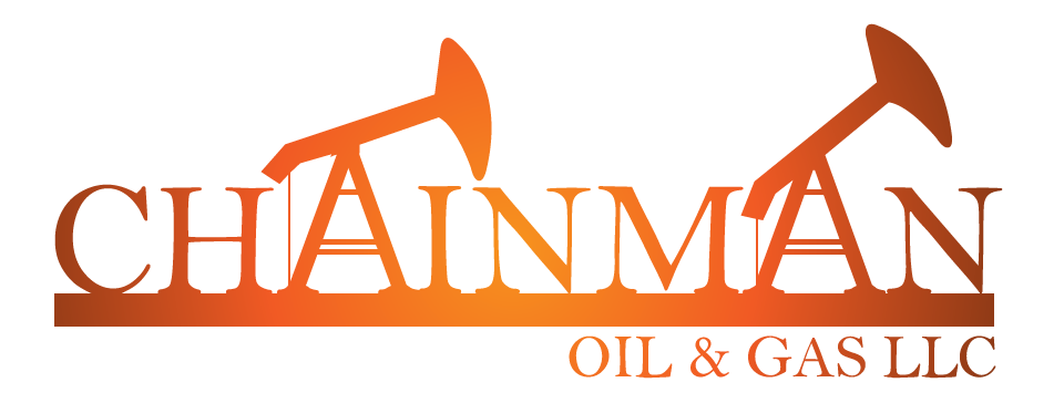 Chainman Oil and Gas Logo